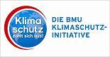 Logo der BMU-Klimaschutzinitiative