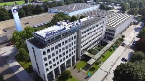 Volksbank-Hauptverwaltung (Foto: Volksbank / Lukas Zecher)